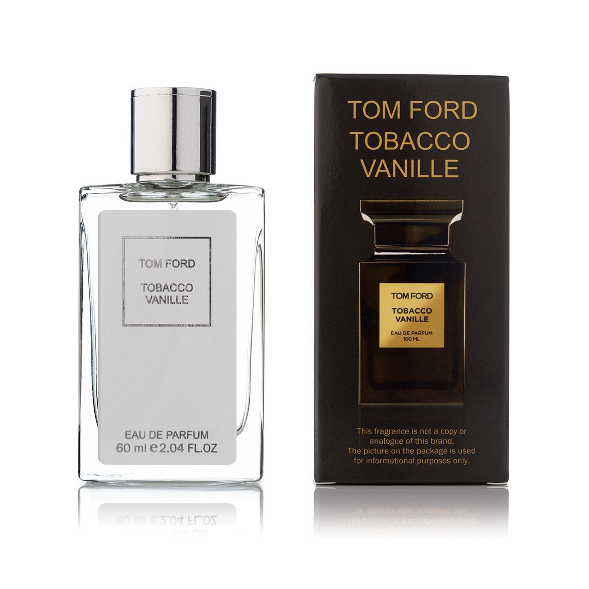 Tom Ford Tobacco Vanille (том форд тобако ваниль) парфюм унисекс тестер 60 ml  в цветной упаковке (реплика)
