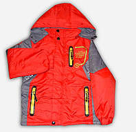Курточка на мальчика Демисезон. 6-10лет
