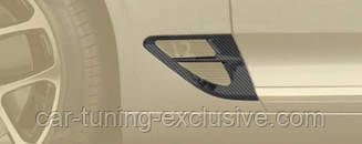 MANSORY carbon cover for OEM from fender for Bentley Continental GT / GTC