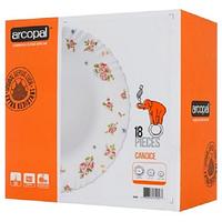 Сервиз столовый Arcopal Candice из 18 предметов
