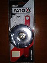 Затискач маси для зварювання магнітний Yato 500А (YT-08625)