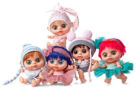 Куклы, пупсы Berjuan