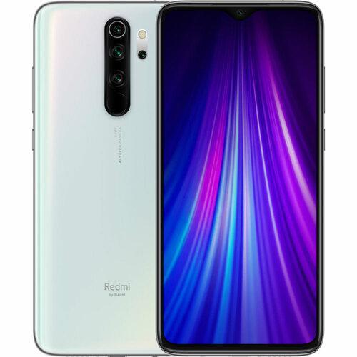 Смартфон XIAOMI Redmi Note 8 Pro 6/128GB White UA