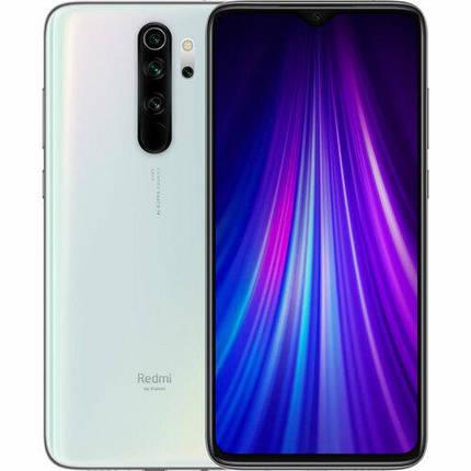 Смартфон XIAOMI Redmi Note 8 Pro 6/128GB White UA, фото 2