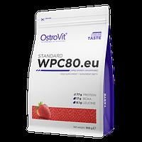 Протеин сывороточный OstroVit Standart WPC80.eu 900 g, фото 1