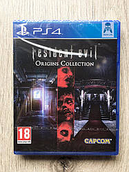 Resident Evil Origins Collection (английская версия) PS4/PS5
