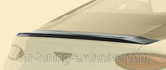 MANSORY rear decklid spoiler for Bentley Continental GT