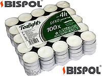 Свечи таблетки BISPOL (100шт) 4 часа горения