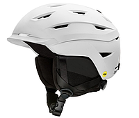 Горнолыжный шлем Smith Level MIPS Helmet Matte White Medium (55-59cm)