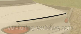 MANSORY rear spoiler for for Bentley Continental GTC