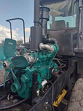 Замена двигателя C6121 на двигатель WD10G на погрузчике