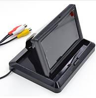 Монитор выкидной 5 дюймов Разрешение SD 800×480