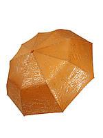 Женский зонт полуавтомат из серебряной абстракций Max, 0049-3