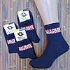 Носки с приколами демисезонные Rock'n'socks 444-63 MARVELL черные Украина one size (37-44р) 20009823