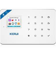 Сигнализация беспроводная Gsm Kerui W18 Wi-Fi Стандартный комплект (С-106)