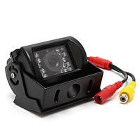 Камера заднего вида с ИК подсветкой для автобусов, грузовиков, спецтехники (КЗВ-193)