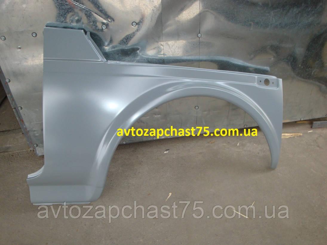 Крыло переднее правое ваз 2121, нива, ваз 21213, 21214 , катафорез (производитель Автоваз, оригинал, Россия)
