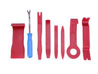 Инструменты для снятия обшивки (облицовки) авто 8 шт. (СО-8), фото 1