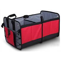 Органайзер вместительный в багажник автомобиля (АОБ-107)