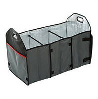 Органайзер  качественный большой и крепкий в автомобиль с теплоизоляционным покрытием + термо бокс (АО-1007-7)