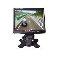 """Автомобильный монитор 7,0"""" дюймов на 2 видеовхода 4pin (М3-115)"""