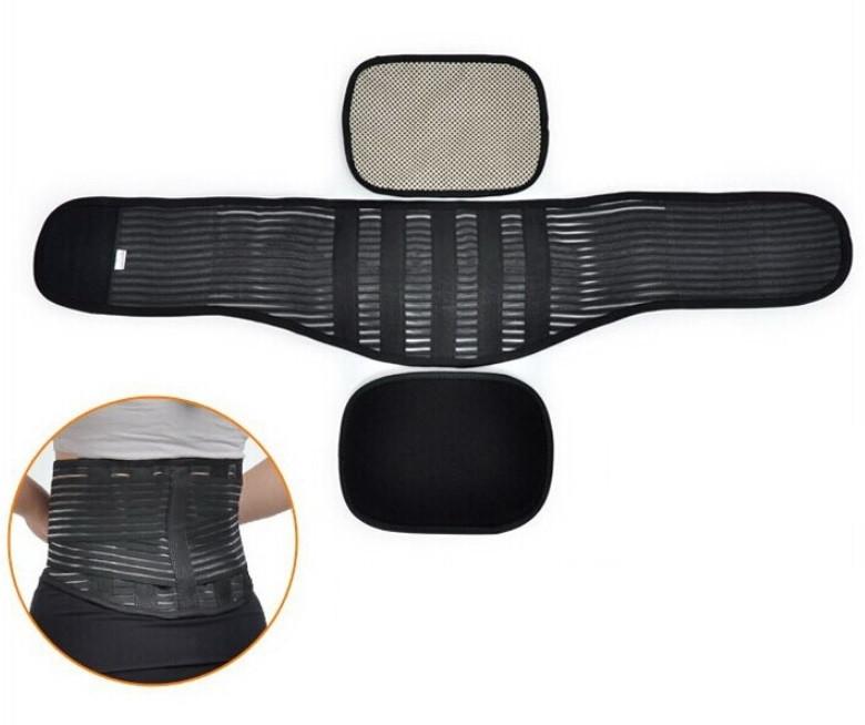 Пояс бандажный для спины + 2 аппликатора (БС-109)