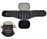 Пояс бандажный для спины + 2 аппликатора (БС-109), фото 1