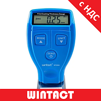 Толщиномер краски ЛКП ОРИГИНАЛ, 0-1800мкм WINTACT WT200A