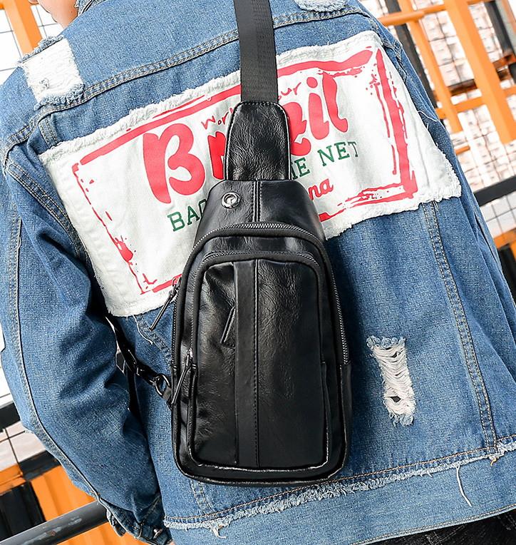 Рюкзак з екошкіри (СР-1092)