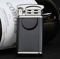 USB зажигалка электроимпульсная сенсорная (ЮСБ-135)