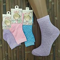 Носки детские сетка ажур для девочки Ира Т308 ассорти 21-26 размер,20007416