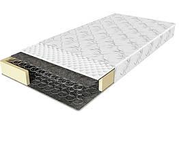 Матрас пенополиуретановый на блоке Bonnel ЕММ Эко-51 80x190 см