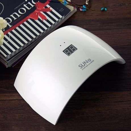 Лампа LED LAMP SUN 9S 24w (Лампа для сушки геля и лака)