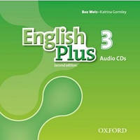 English Plus 3: Class CD /2nd ed/
