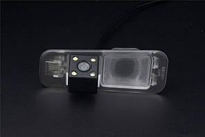Камера заднего вида штатная для Kia K2, Rio, Sedan 2011-2012. (КЗШ-0201)