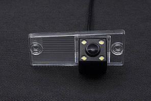 Камера заднего вида штатная для Kia Cerato, RIO, Sportage 2000-2012. (КЗШ-0211)
