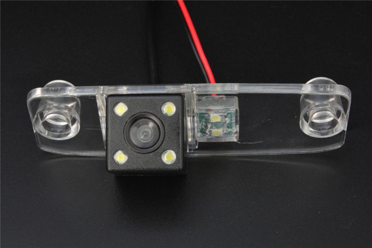 Штатна Камера заднього виду для Kia, Hyundai. (КЗШ-0216)