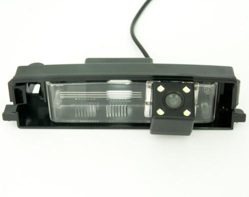 Камера заднего вида штатная для Toyota RAV4 2000-2012, Chery Tiggo Rely X5 A3. (КЗШ-0504)