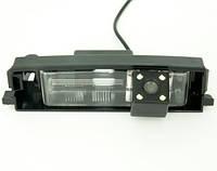 Камера заднего вида штатная для Toyota RAV4 2000-2012, Chery Tiggo Rely X5 A3. (КЗШ-0504), фото 1