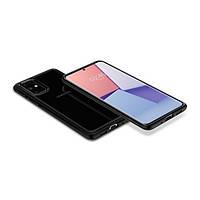 Накладка для Samsung Galaxy G985 S20 Plus Spigen Ultra Hybrid Matte Black