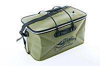 Сумка рыболовная Tramp Fishing bag EVA Avocado - S, фото 1