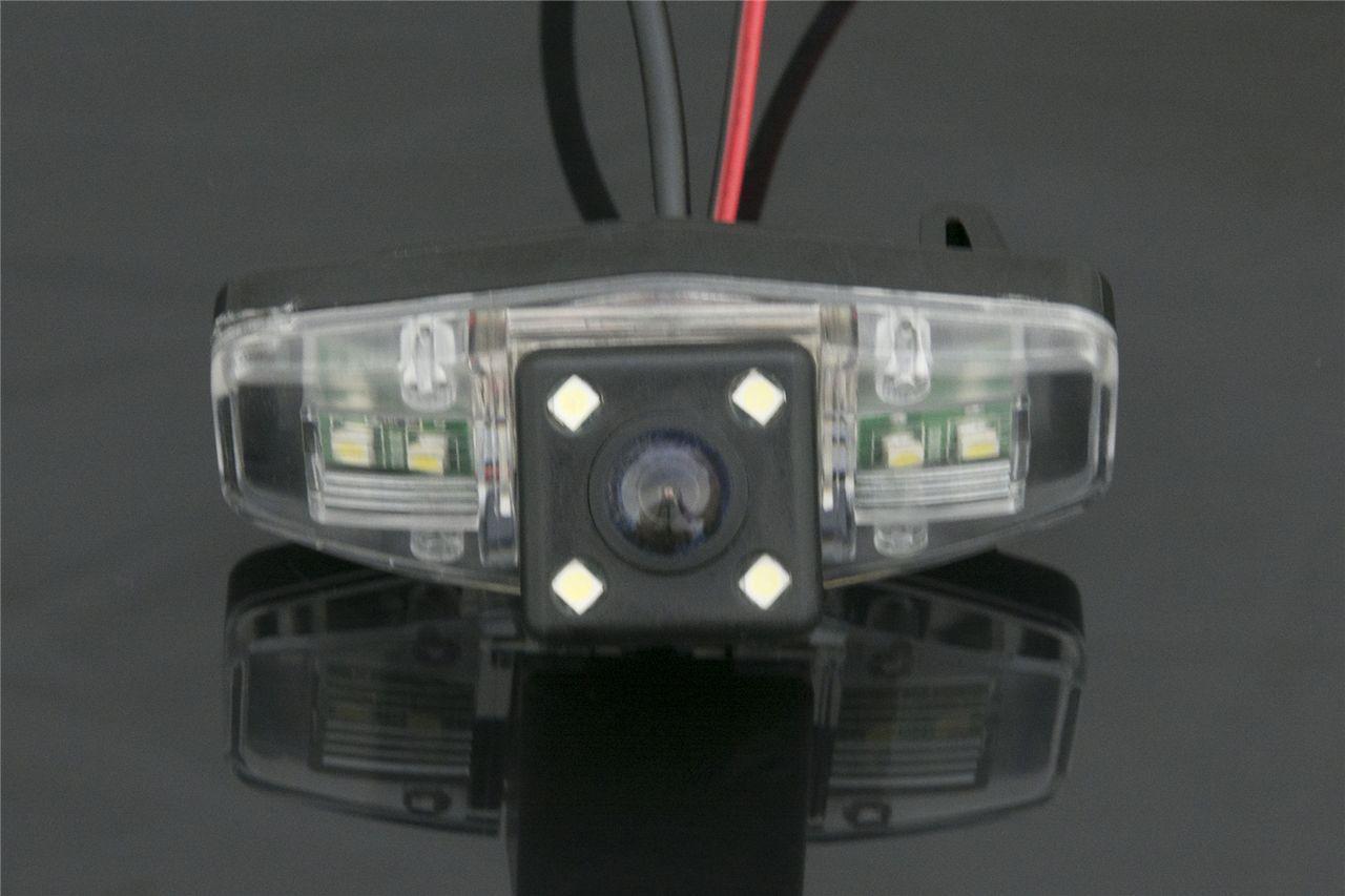 Штатна Камера заднього виду для Honda Accord, Civic, Acura TSX, PC1363. (КЗШ-0901)