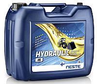 Гидравлическое масло Neste Hydraulic 46 (HVLP)