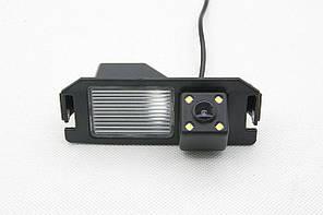 Камера заднего вида штатная для Hyundai. (КЗШ-1005)