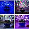 Вращающийся ночник проектор звездное небо 3D Star master big, разные цвета, фото 3