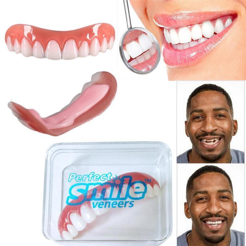 Виниры для зубов Perfect smile veneers. Голливудская улыбка