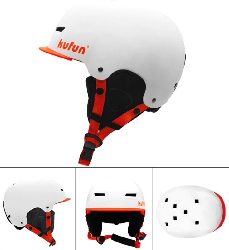 Шлем лыжный Cufun (ШГ-1030)