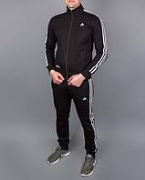 Чоловічий спортивний костюм Adidas 5335 Чорний