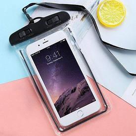 Универсальный водонепроницаемый чехол для телефона Aqua Pro ST- 104, разные цвета