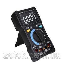 Защищённый мультиметр ZOYI ZT-M1 тестер вольтметр. Авто и ручной выбор диапазона ( ANENG V8, RM405B )антикапля